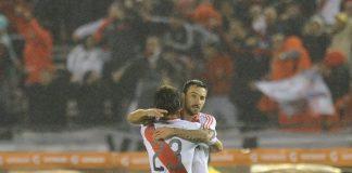 Si alguien no creía en la remontada de River Plate, perdió su apuesta de una manera singular, con un 8-0 en contra.