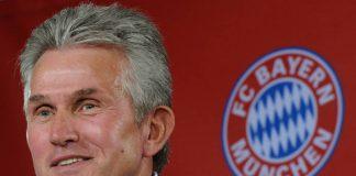 Jupp Heynckes le apostará a James