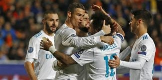 Real Madrid, convocados, málaga, laliga