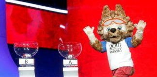 sorteo mundial rusia 2018