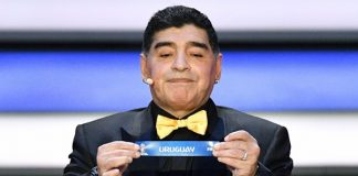 Maradona, sorteo, mundial, argentina