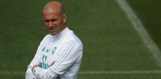 Zidane, apuesta, Real Madrid, Neymar