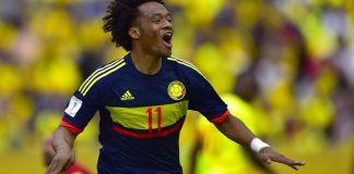 Colombia, Mundial, apuestas