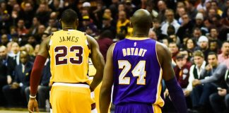 Apuestas, LeBron James, Kobe Bryant, Doradobet, Lakers