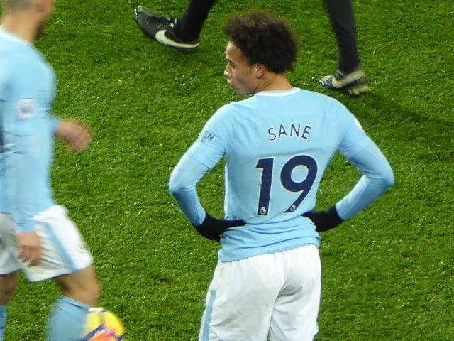 Leroy Sané-Manchester City, Apuestas Deportivas, Doradobet