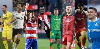 Fútbol europeo en alto