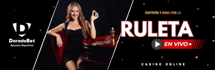Casinos en vivo ruleta