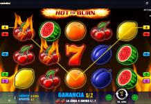 juego de casino frutas