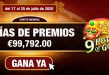 Peruano ganó sorteo mundial de Microgaming