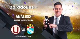 Universitario vs. Sporting Cristal
